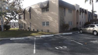 113 Aspen Circle UNIT 113, Seminole, FL 33777 - #: U8026656