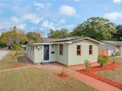 307 43RD Street N, St Petersburg, FL 33713 - MLS#: U8026682