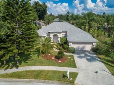 1677 Water Oak Drive, Tarpon Springs, FL 34689 - MLS#: U8026739