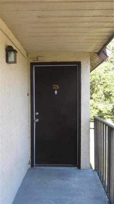 2142 Bradford Street UNIT 326, Clearwater, FL 33760 - MLS#: U8026926