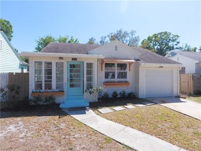 2832 Burlington Avenue N, St Petersburg, FL 33713 - MLS#: U8026931