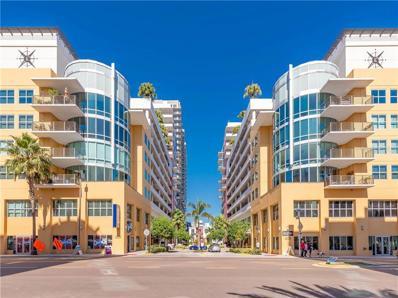 1208 E Kennedy Boulevard UNIT 612, Tampa, FL 33602 - MLS#: U8027014