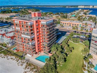 15316 Gulf Boulevard UNIT 902, Madeira Beach, FL 33708 - MLS#: U8027171