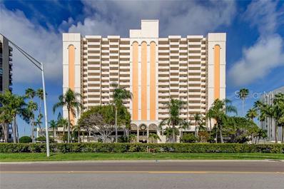 1270 Gulf Boulevard UNIT 606, Clearwater Beach, FL 33767 - #: U8027295