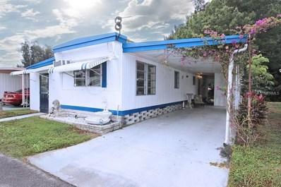 10530 Poplar Street NE UNIT 16, St Petersburg, FL 33716 - MLS#: U8027342