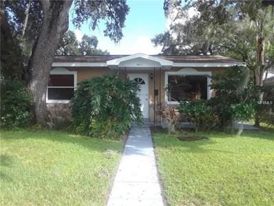 5011 38TH Avenue N, St Petersburg, FL 33710 - MLS#: U8027417