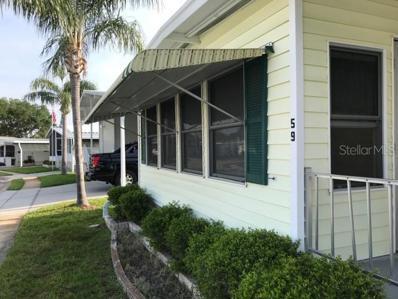 1100 S Belcher Road UNIT 59, Largo, FL 33771 - MLS#: U8027544