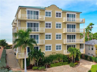 19734 Gulf Boulevard UNIT 301, Indian Shores, FL 33785 - MLS#: U8027661