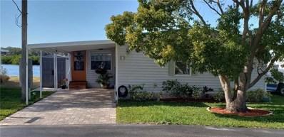 800 Chesapeake Drive UNIT 24, Tarpon Springs, FL 34689 - MLS#: U8027865