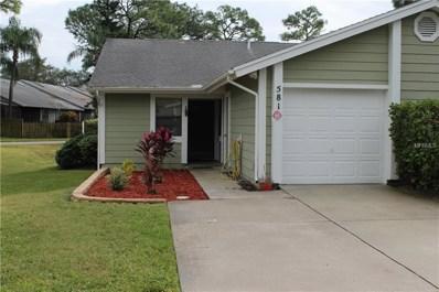 39650 Us Highway 19 N UNIT 581, Tarpon Springs, FL 34689 - MLS#: U8027893