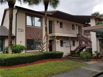 731 83RD Avenue N UNIT 102, St Petersburg, FL 33702 - MLS#: U8027932
