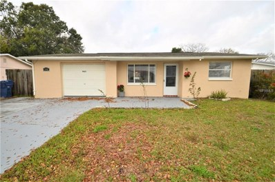 9625 Shamokin Lane, Port Richey, FL 34668 - MLS#: U8028065