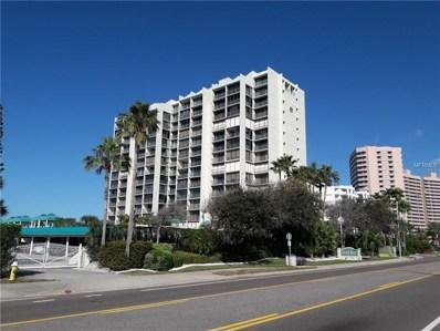 1380 Gulf Boulevard UNIT 908, Clearwater Beach, FL 33767 - MLS#: U8028826