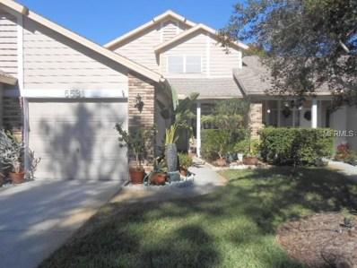 6531 Thicket Trail, New Port Richey, FL 34653 - MLS#: U8028878