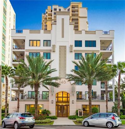 146 4TH Avenue NE UNIT 302, St Petersburg, FL 33701 - MLS#: U8029260
