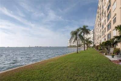 5980 Shore Boulevard S UNIT 512, Gulfport, FL 33707 - MLS#: U8029305
