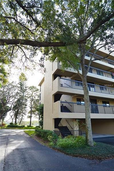 1811 Golfview Drive UNIT 1811, Tarpon Springs, FL 34689 - MLS#: U8029363