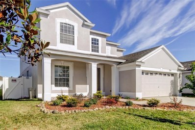 7622 Mariners Harbour Drive, Wesley Chapel, FL 33545 - MLS#: U8029463