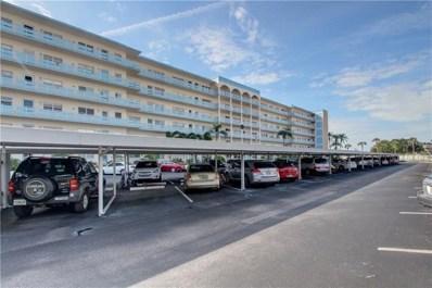 2850 59TH Street S UNIT 402, Gulfport, FL 33707 - MLS#: U8029555
