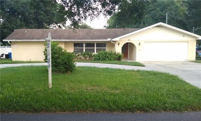 8311 N Gomez Avenue UNIT A, Tampa, FL 33614 - MLS#: U8029573