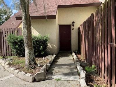 5627 Ashley Oaks Drive UNIT 2, Tampa, FL 33617 - MLS#: U8029838