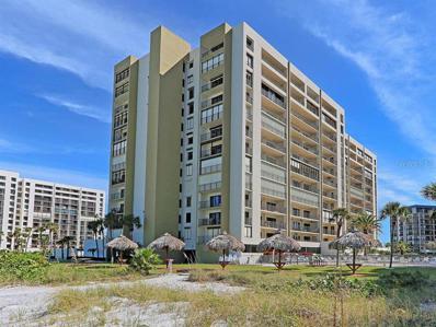 1480 Gulf Boulevard UNIT 901, Clearwater Beach, FL 33767 - #: U8029895