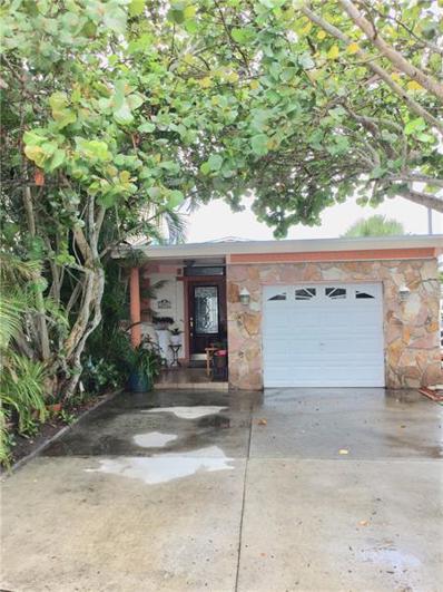 501 180TH Avenue E, Redington Shores, FL 33708 - MLS#: U8030272