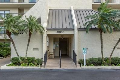2800 Cove Cay Drive UNIT 2A, Clearwater, FL 33760 - #: U8030360