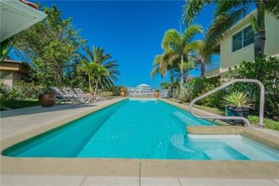 414 161ST Avenue, Redington Beach, FL 33708 - MLS#: U8030371