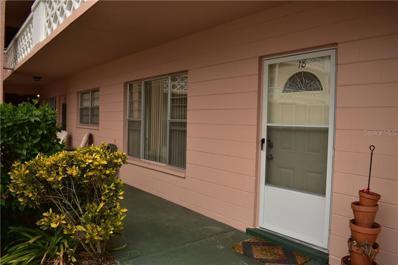2458 Columbia Drive UNIT 18, Clearwater, FL 33763 - MLS#: U8030749