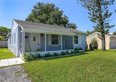 162 41ST Avenue NE, St Petersburg, FL 33703 - MLS#: U8030821