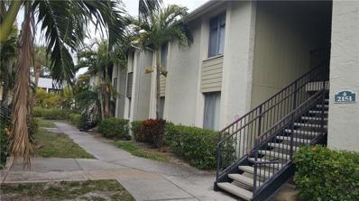 2159 55TH Avenue S UNIT 1702, St Petersburg, FL 33712 - MLS#: U8031529