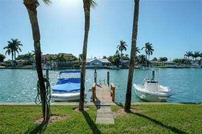 519 Plaza Seville Court UNIT 37, Treasure Island, FL 33706 - #: U8031602