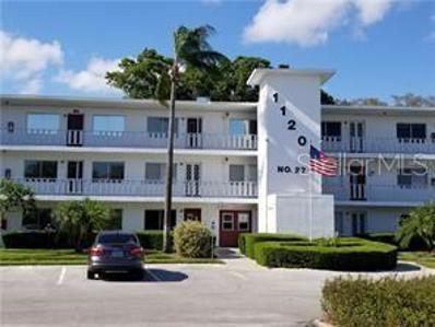 11201 80TH Avenue UNIT 206, Seminole, FL 33772 - MLS#: U8031624