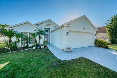 1745 Hunter Lane, Tarpon Springs, FL 34689 - MLS#: U8031888