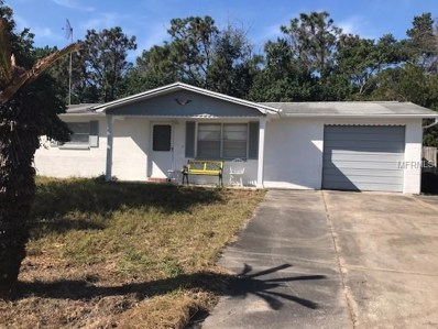 3743 Woodcock Drive, New Port Richey, FL 34652 - MLS#: U8032035