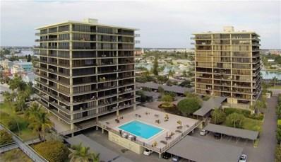 7600 Bayshore Dr UNIT 206, Treasure Island, FL 33706 - MLS#: U8032393