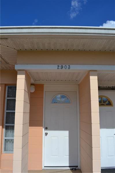 2903 Club Circle, Lake Wales, FL 33898 - MLS#: U8032458