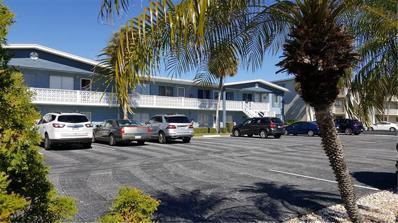 250 126TH Avenue UNIT 105, Treasure Island, FL 33706 - MLS#: U8032482