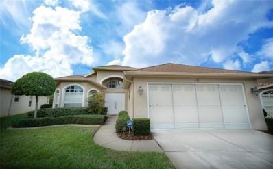 171 Center Oak Circle, Spring Hill, FL 34609 - #: U8032502