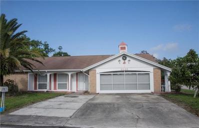 3533 Overland Drive, Holiday, FL 34691 - MLS#: U8032593