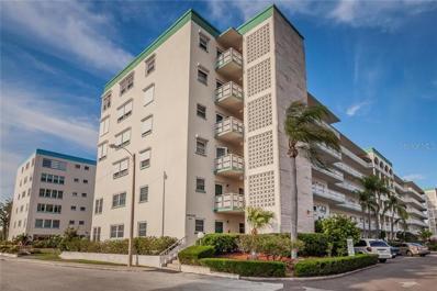 2960 59TH Street S UNIT 615, Gulfport, FL 33707 - MLS#: U8032690