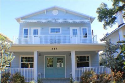 215 12TH Avenue NE, St Petersburg, FL 33701 - MLS#: U8032978