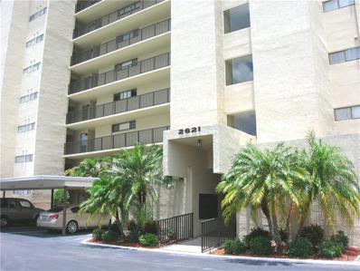 2621 Cove Cay Drive UNIT 106, Clearwater, FL 33760 - #: U8033152