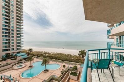1520 Gulf Boulevard UNIT 605, Clearwater Beach, FL 33767 - #: U8033277