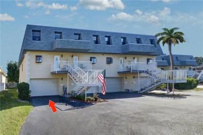 12485 2ND Street E UNIT C101, Treasure Island, FL 33706 - MLS#: U8033466