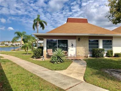 4330 Tahitian Gardens Circle UNIT K, Holiday, FL 34691 - MLS#: U8033576