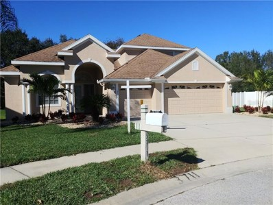 3711 Valencia Cove Court, Land O Lakes, FL 34639 - MLS#: U8033705