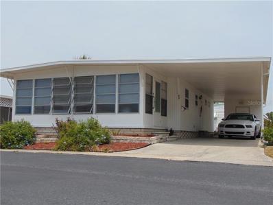 62 Thatch Palm Street E UNIT 62, Largo, FL 33770 - MLS#: U8033752