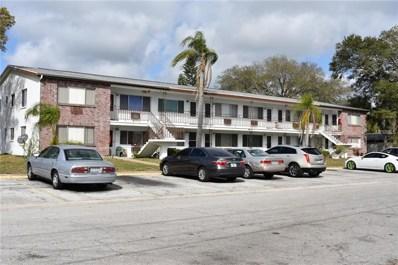 2366 Shelley Street UNIT 5, Clearwater, FL 33765 - MLS#: U8034056